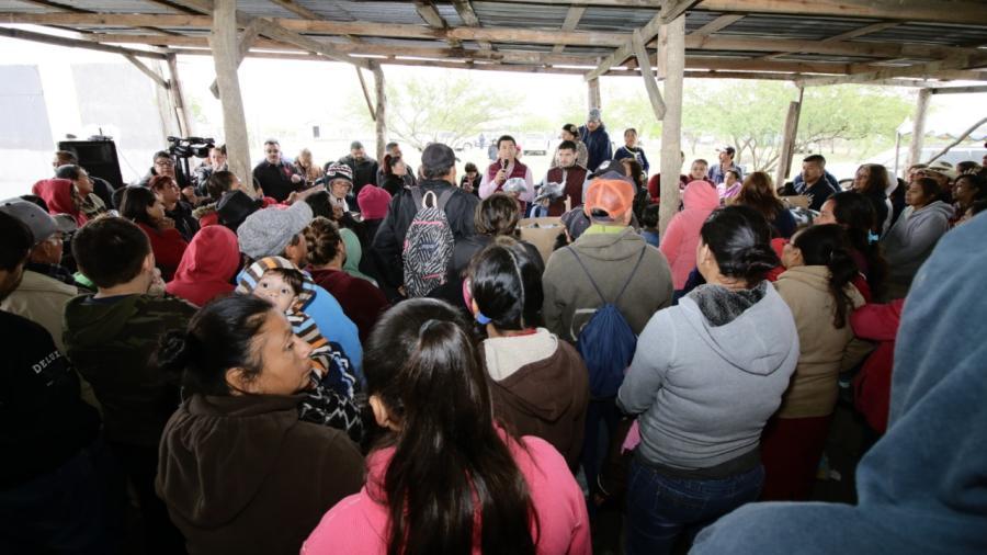 Con programa de combate a la pobreza extrema, vienen obras a Matamoros por 320 MDP: Alcalde Mario López