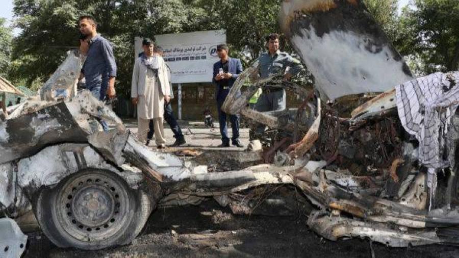 Explosión cerca de la Universidad de Kabul deja ocho personas muertas