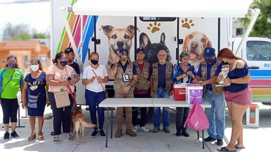 Vacuna Gobierno Municipal a mascotas