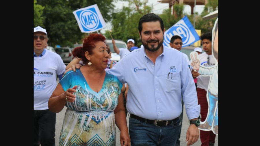 """""""Estoy seguro que este 2 de junio, vamos a salir triunfantes"""": Javier Garza Faz"""