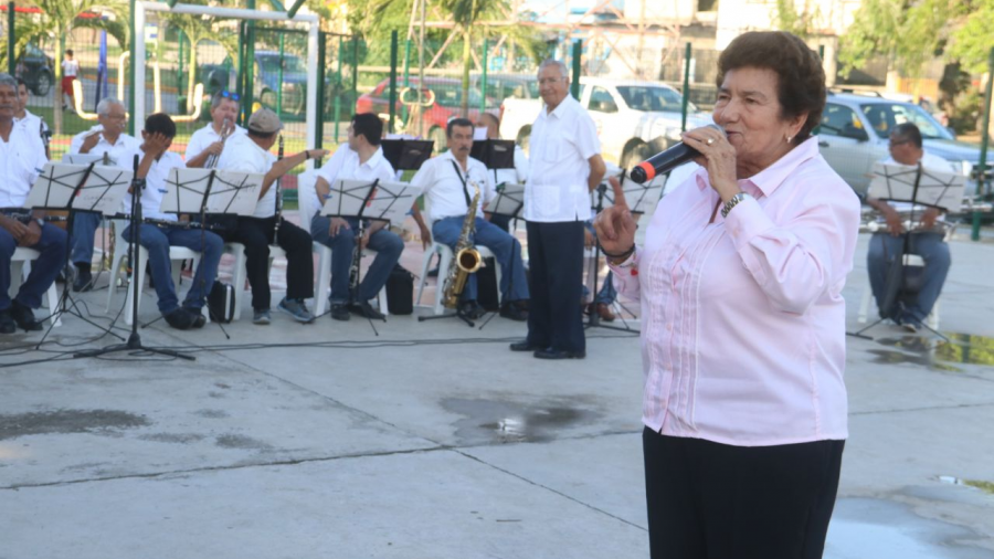 Rescata Ayuntamiento porteño parques recreativos