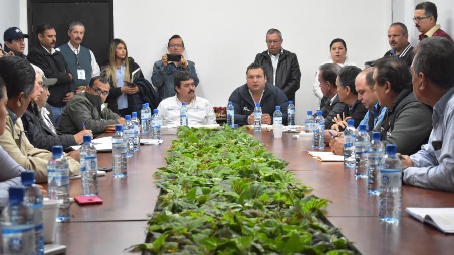 Trabajan Municipio y Estado en potencializar la producción de hortalizas
