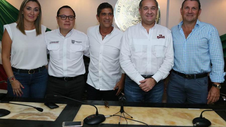 Adrián Oseguera logra convenio de colaboración con TM Fútbol Club