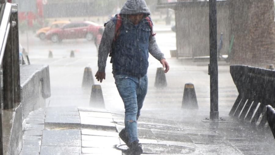 Lluvias puntuales intensas en Chiapas y muy fuertes en Tamaulipas, Veracruz, Oaxaca y Puebla