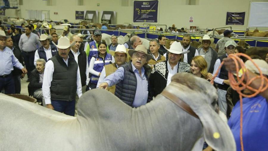 Tamaulipas vuelve a reunir a ganaderos y agricultores del mundo
