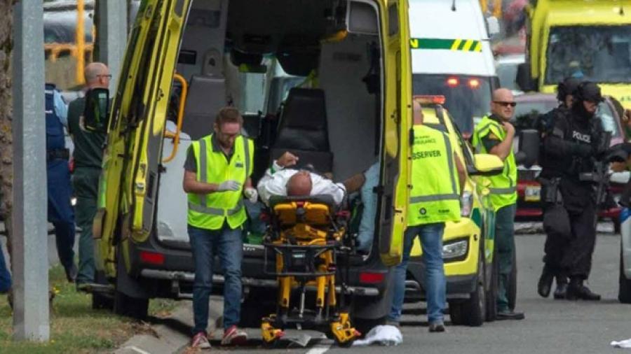 Embajada de N. Zelandia activa número por ataque