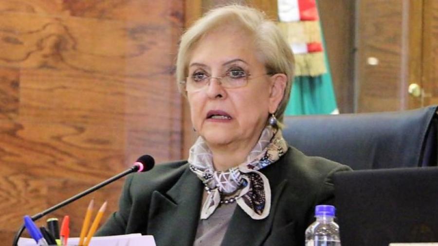 Nunca ha habido intención de esconder información: Comisionada del INAI