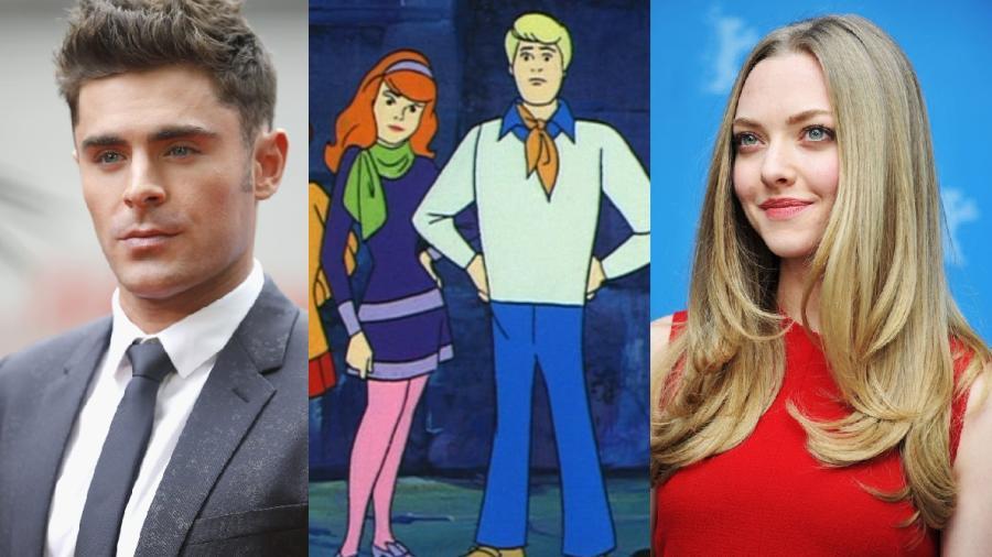 ¡Zac Efron y Amanda Seyfried protagonizarán la nueva película de Scooby-Doo!