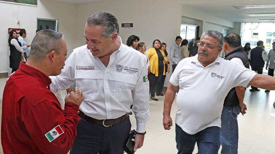 Encabeza Adrián Oseguera un Gobierno de bienestar para los maderenses