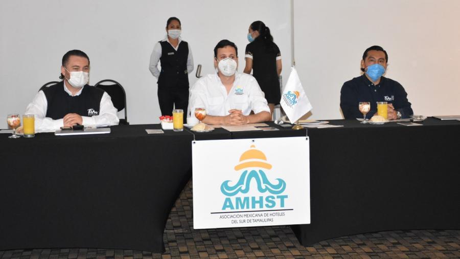 En Tamaulipas impulsan recuperación del sector hotelero