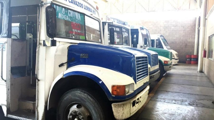 Han despedido a 7 choferes de camiones por quejas de usuarios en Nuevo Laredo