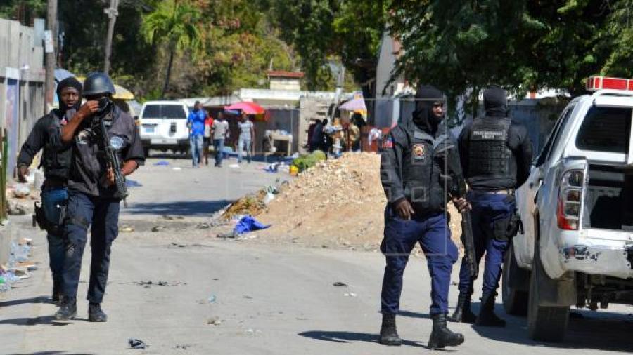 Al menos siete muertos deja una fuga de presos en Haití