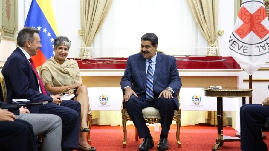 Triplicará Cruz Roja presupuesto para Venezuela.