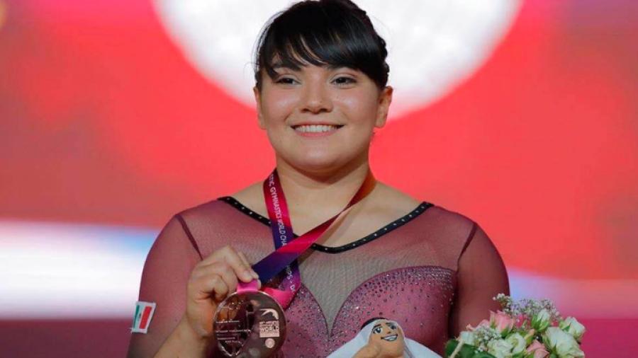 Obtiene Alexa Moreno el Premio Nacional del Deporte 2019