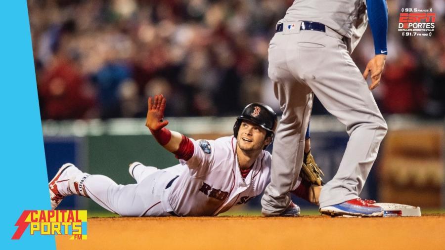 Boston se lleva el primero de la Serie