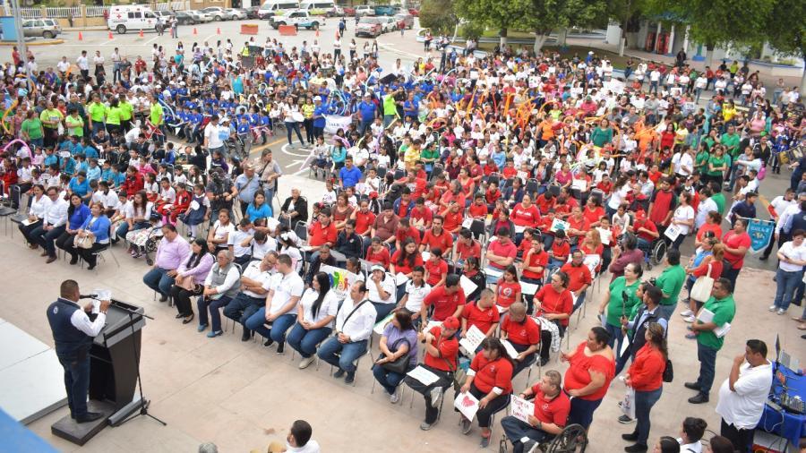 """En marcha programa """"Río Bravo Inclusión Para Todos"""""""
