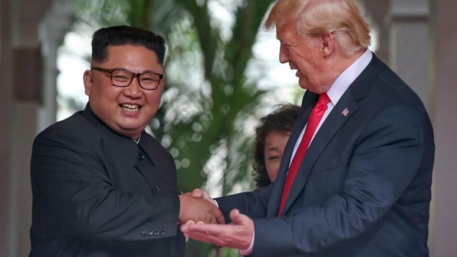 Kim Jong-un acepta la invitación de Trump para visitar EU