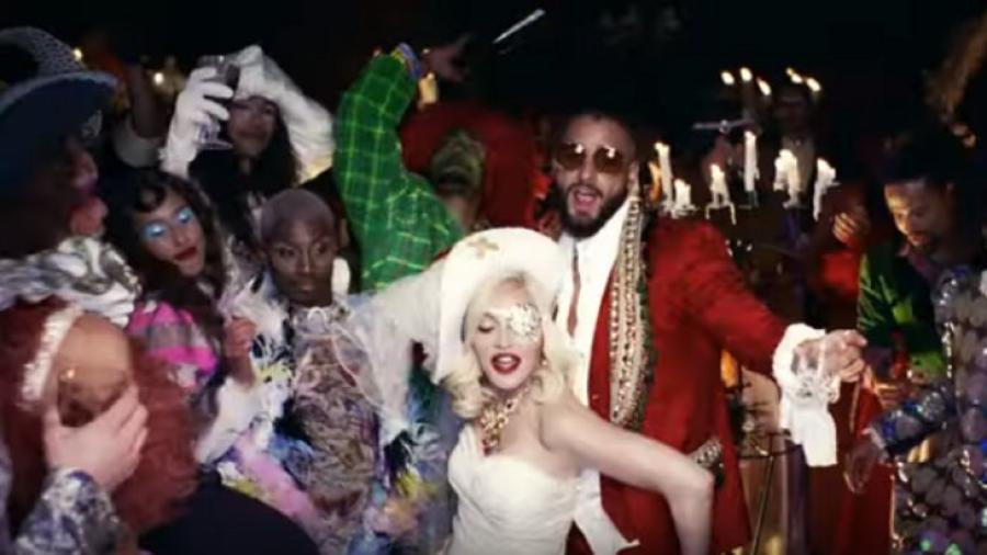 Madonna y Maluma lanzan el videoclip de 'Medellín'