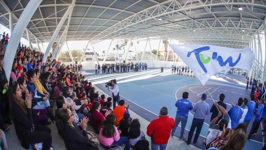 Tamaulipas cuenta con infraestructura deportiva más completa en la historia.