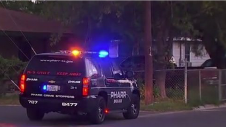 Tras disturbios, joven armado es herido de bala por autoridades de Pharr