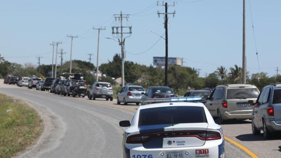 Más de 2 mil 600 ciudadanos fueron apoyados por la Policía de Auxilio Carretero