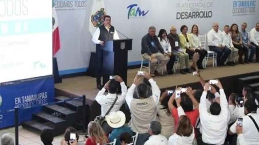 En Tamaulipas decidimos todos: Francisco García