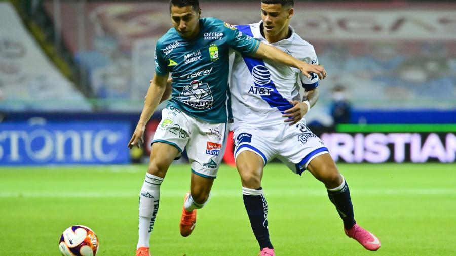 En 10 minutos, Puebla le saca victoria de visita a León