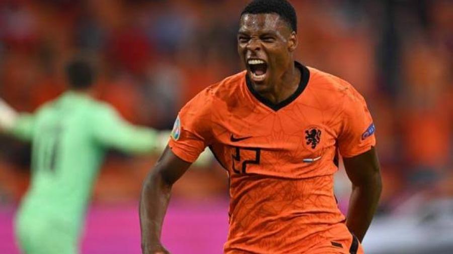 Holanda gana sin problemas a Austria en la Euro 2020