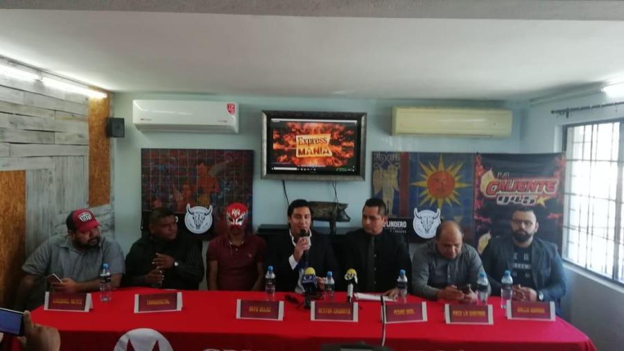 Regresa la ExpressMania Imperium a Tampico con duelos de titanes