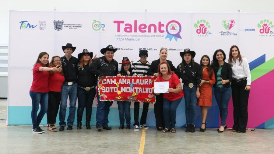 Obtiene 2do lugar para el Sistema DIF Madero, participante del concurso