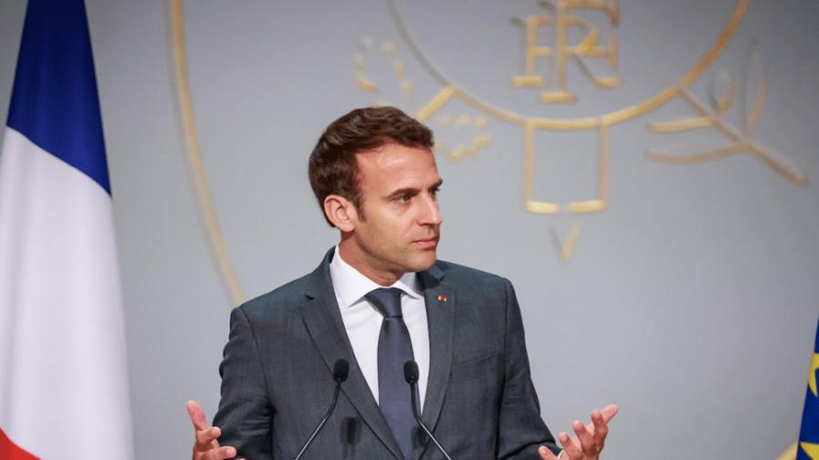 Ofrecerá Macron mensaje para 'Chalecos Amarillos'