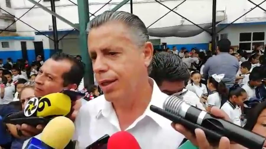 Mano dura contra el ambulantaje asegura Chucho Nader
