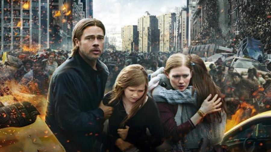 Secuela de 'Guerra Mundial Z' ya tiene fecha de rodaje