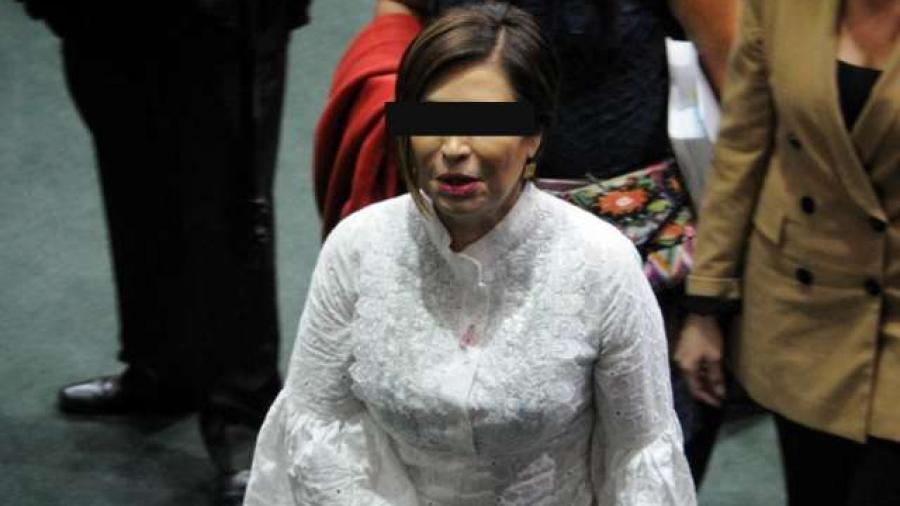 Rosario Robles podría quedar libre en octubre, asegura su defensa