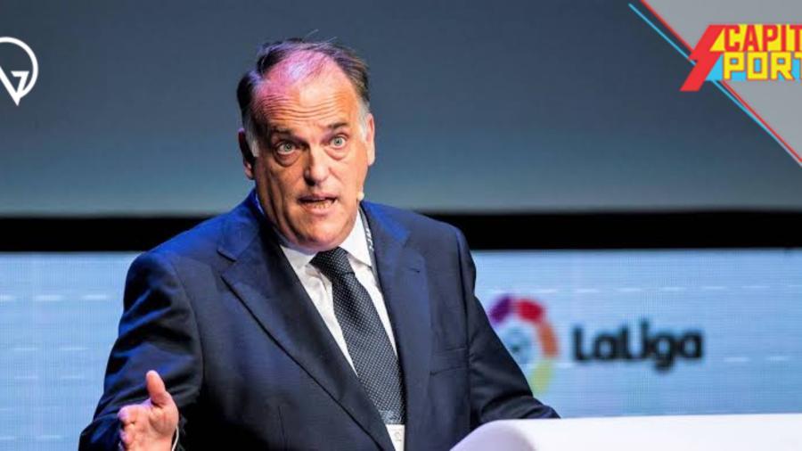 Presidente de la Liga Española da fecha para el regreso del fútbol a Europa