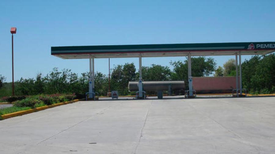 Baja 40% la venta de gasolina en San Fernando