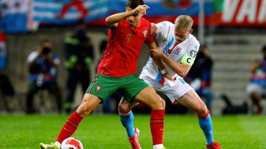 Golea Portugal, pero sigue sin pase a Qatar 2022