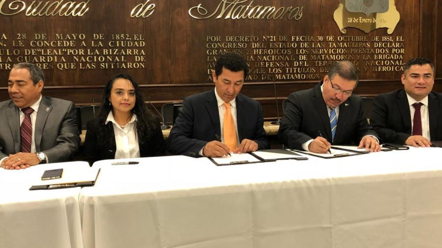 Buscan eliminar la corrupción en Tamaulipas