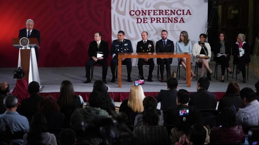 """GN, Termoeléctrica, """"El Chapo"""", esto y más en conferencia matutina de AMLO"""