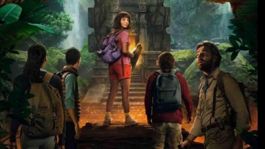 Revelan el primer tráiler de 'Dora, la exploradora'