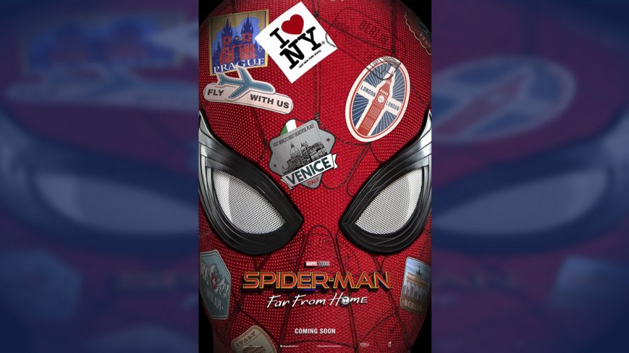 """Primer adelanto de Spider-Man """"Far from home"""""""