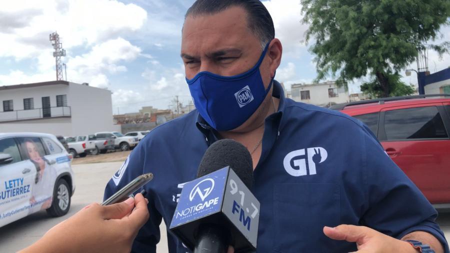 Acusaciones contra candidatos en NL y Tamaulipas deberán sustentarse: Gerardo Peña