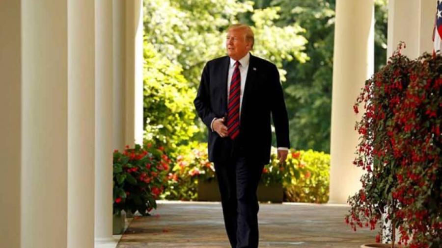 Trump podría cancelar visita a Irlanda
