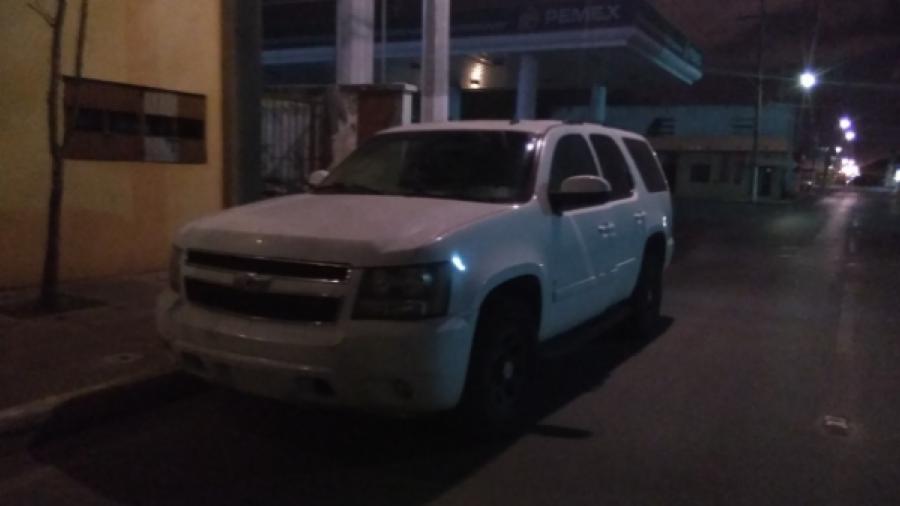 PGR Tamaulipas investiga aseguramiento de diverso armamento y vehículo