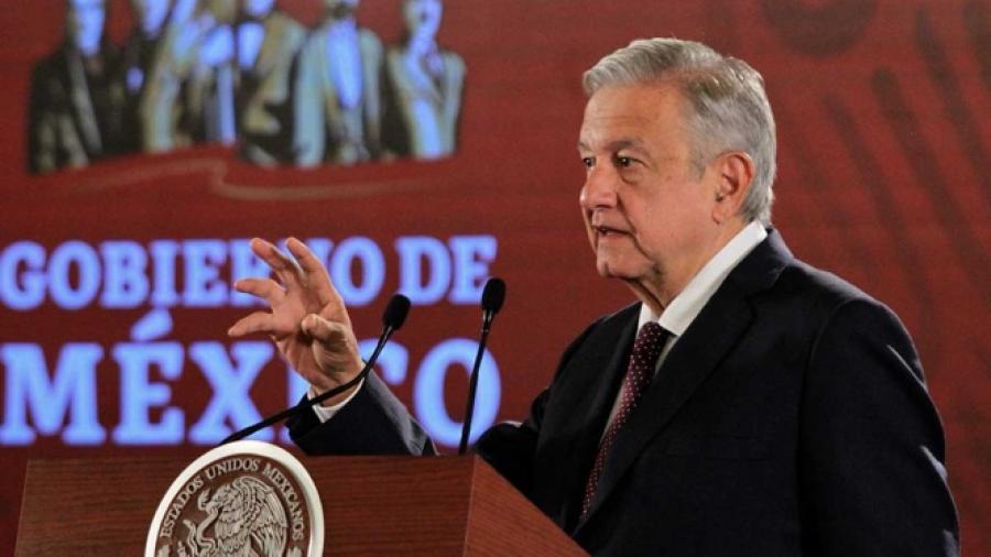 Notimex, Mar de Cortés, expresidentes, esto y más en conferencia de AMLO