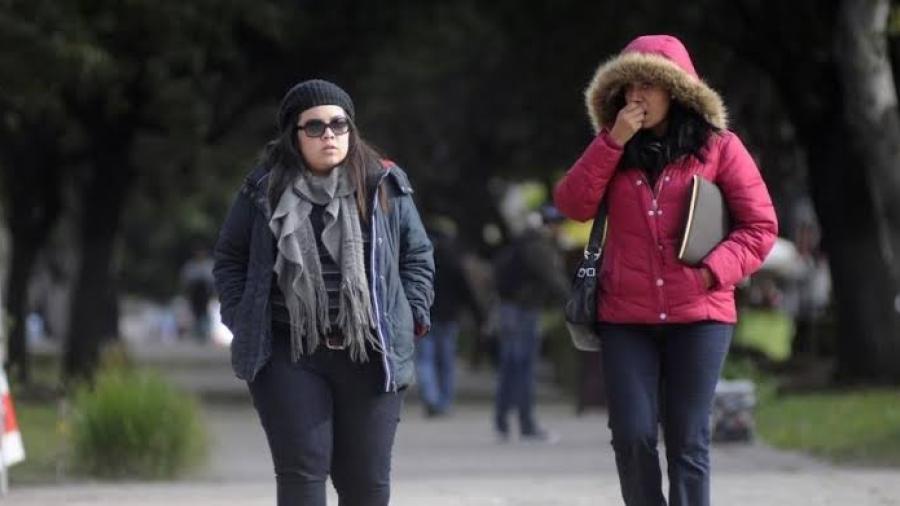 Estiman nueva baja de la temperatura en mesas del Norte y Central
