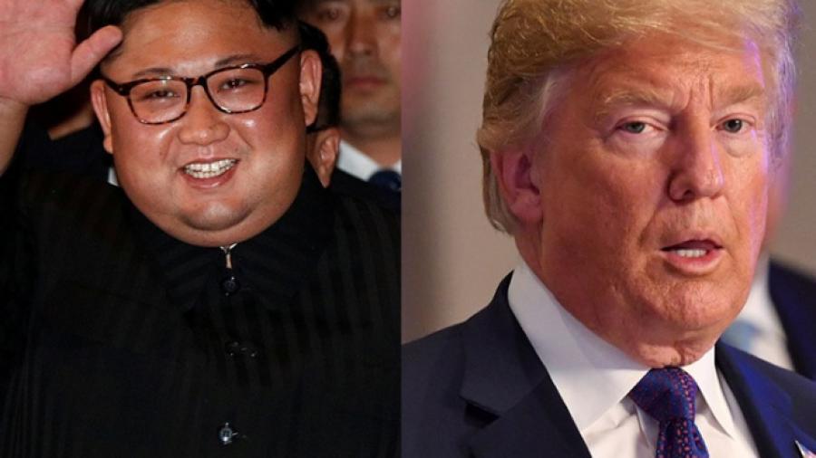 Trump revela carta que recibió de Kim