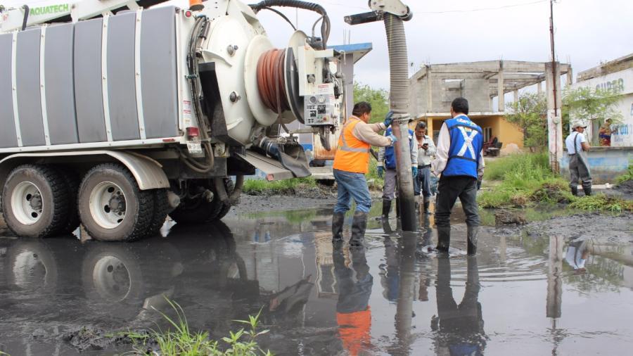Invertirán Estado y Municipio más de 105 mdp en obras de agua y drenaje