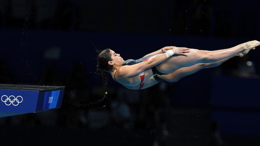 Avanzan Alejandra Orozco y Gabriela Agúndez a semifinales de clavados individuales de plataforma de 10 m