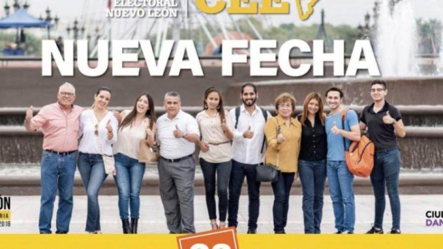 Elecciones en Monterrey serán el 23 de diciembre
